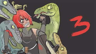 Dino Crisis - 3 - Get on the floor