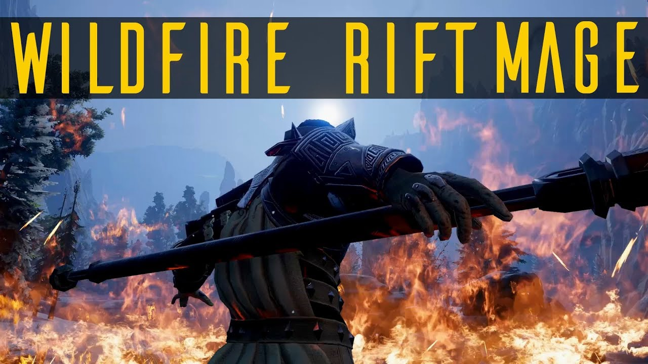 Wild Fire Rift Mage Build Dragon Age Inquisition Youtube