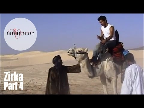 Robert Plant | Zirka Part 4 | Malian Journey to and from Festival in the Desert 2003