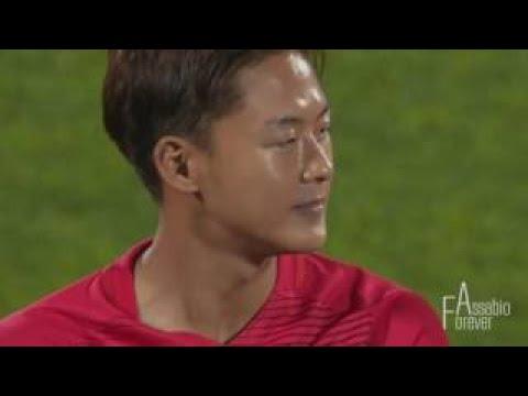 Lee Seung-Woo vs Uruguay (30/04/2015)720p HD