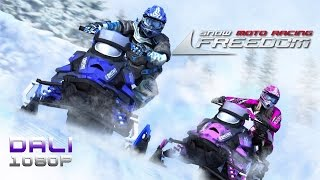 Snow Moto Racing Freedom PC Gameplay 1080p 60fps