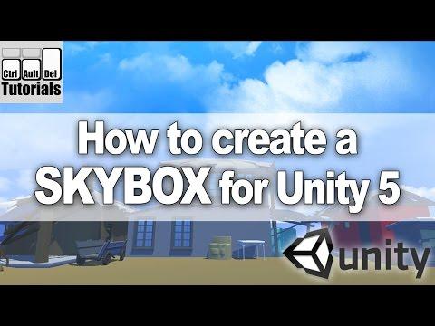 How to Create a Skybox