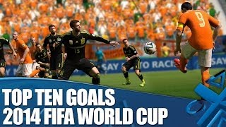Video 2014 FIFA World Cup Brazil: Our best goals yet! download MP3, 3GP, MP4, WEBM, AVI, FLV Juni 2017