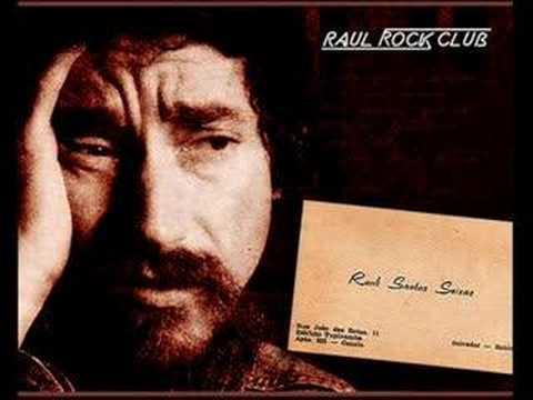 Raul Seixas explica GITA - 1974  [LIVE]