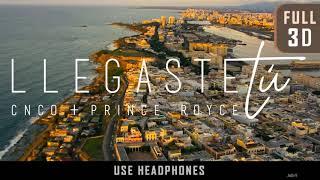 Cnco Prince Royce Llegaste T FULL 3D audio USE HEADPHONES.mp3