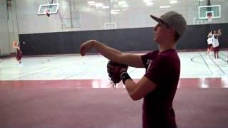 Lockport Porter Baseball Throwing Progression
