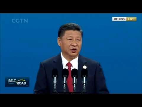 President Xi Jinping OBOR Summit 2017