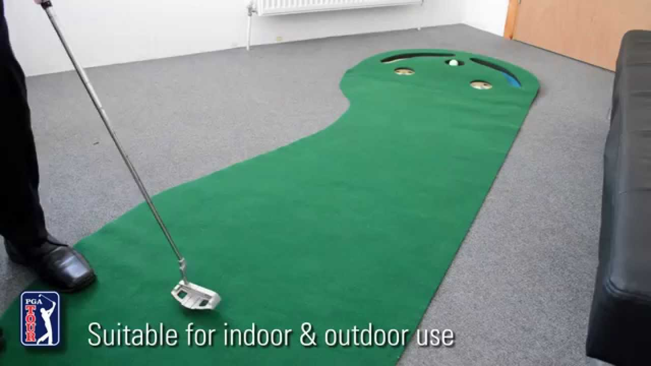 mats golf double golfdom new mat feel wing real deluxe system best home combo