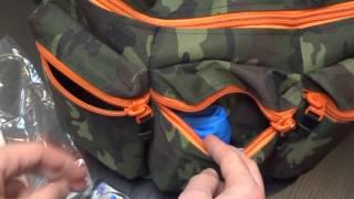 camo diaper bag for dads   diaper dude