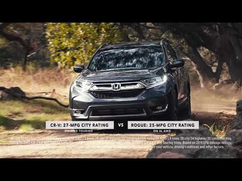CR-V vs. Rogue Comparison Inspired Conquesting Honda 30