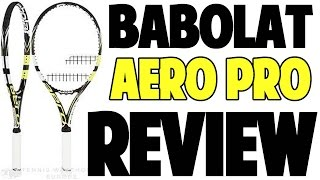 Babolat Aero Pro Review | Is Rafael Nadals Racket Right For Me? (Top Speed Tennis)