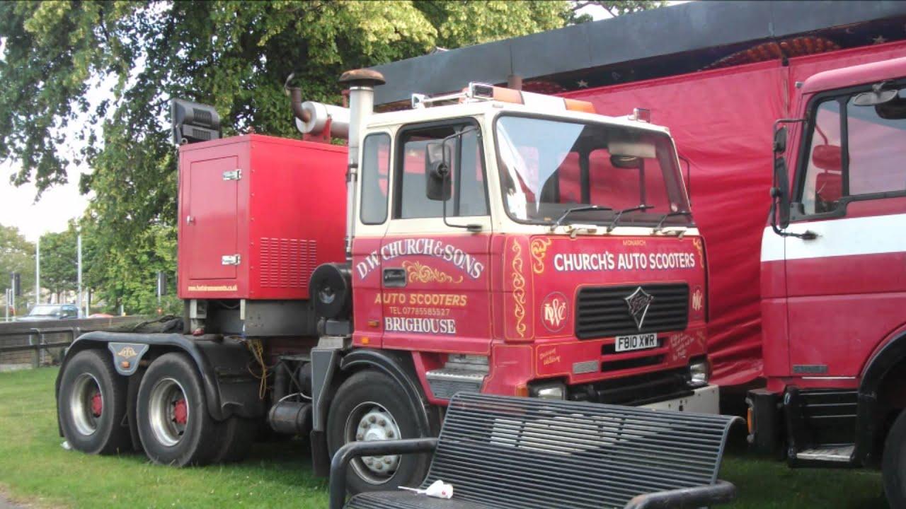 Old Fair Ground Trucks - YouTube
