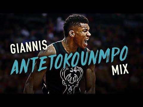 Giannis Antetokounmpo Mix - WHAT