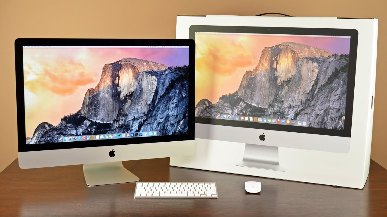 Apple Imac With Retina 5k Display Unboxing &