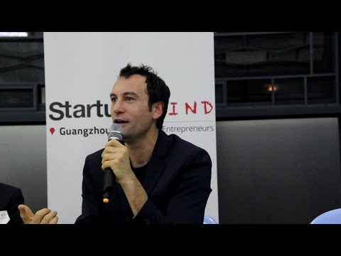 Dr Rufus PollockOpen Knowledge at StartupGrind Guangzhou