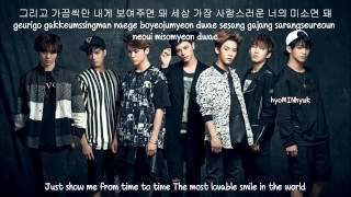 BTOB (비투비) – YOU'RE MY ANGEL (넌 나의 천사) (FEAT. JOO) [engsub+romanization+hangul]