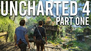Uncharted 4 Walkthrough - Part 1