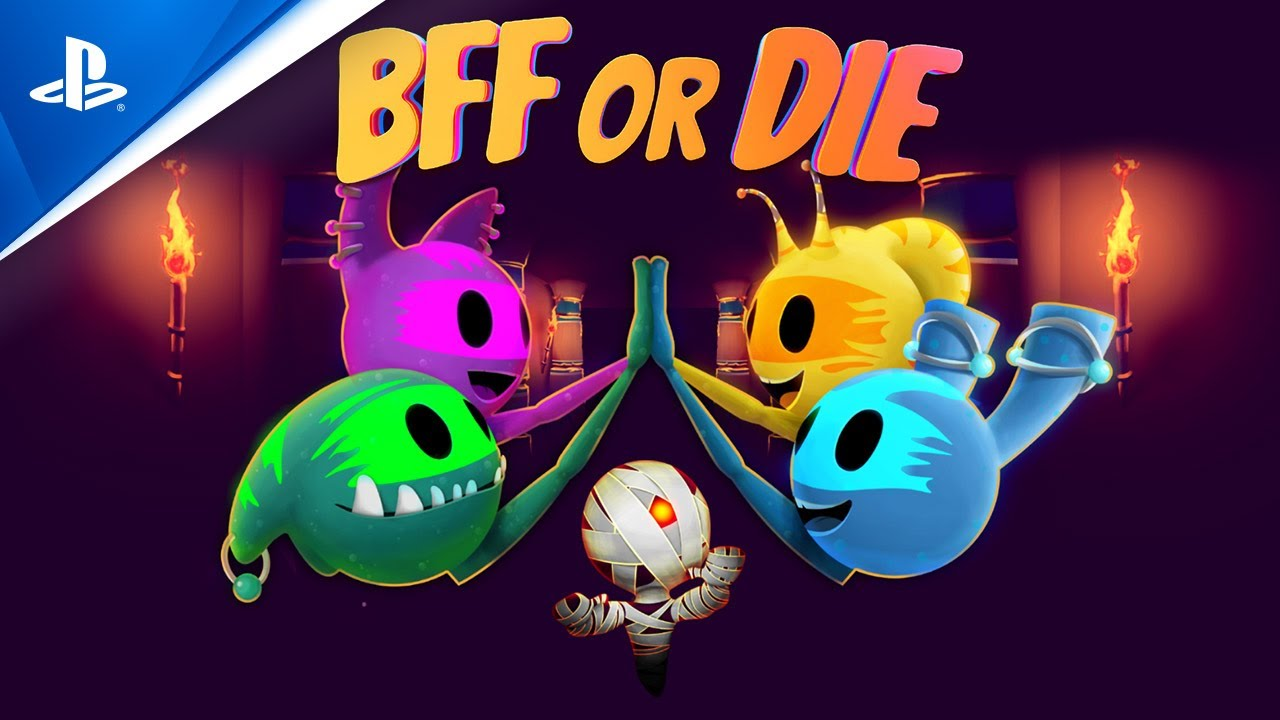BFF or Die - Launch Trailer | PS4