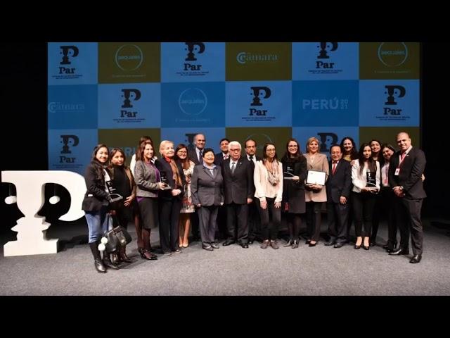 PRESENTACIÓN DEL RANKING DE EQUIDAD DE GÉNERO EN LAS ORGANIZACIONES PERUANAS 2018