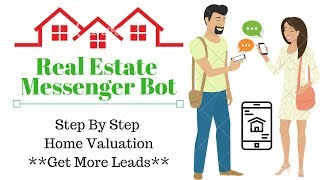 🔴 ManyChat Real Estate Bot | Home Valuation