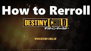 Destiny 2 re roll