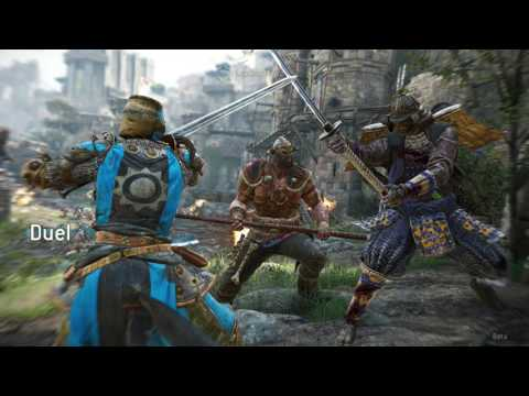 FOR HONOR CLOSED BETA REVIEW-  FOR HONOR SUCKS