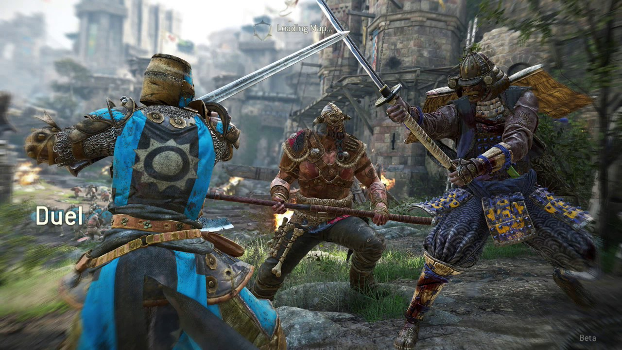 how to get into for honor closed beta