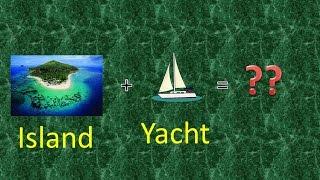 Island in a Yacht?