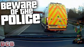 """📸 UK DASH CAM   """"Ft. Incompetent Police 👮""""   Bad Drivers of Bristol #60"""