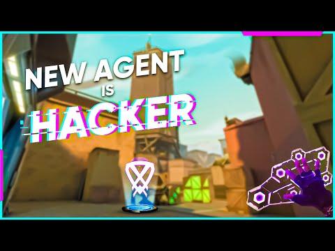 New Valorant Agent Confirmed Hacker?