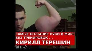 Самые Большие Руки в Мире: Синтол и Кирилл Терешин Обзор