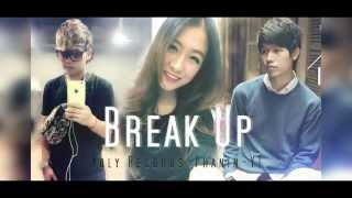 Download Break Up (បែកគ្នា) - Noly Records & Phanin ft. YT   Prod. By Meng Ngy NB