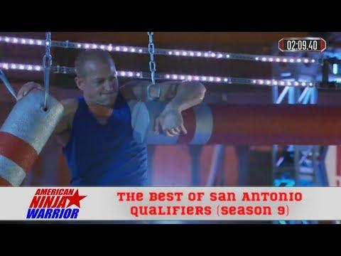 American Ninja Warrior - The Best of San Antonio Qualifiers (Season 9)