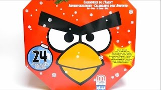 Angry Birds Advent Calendar Game - Special Edition