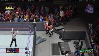 WWE PPV MainEvent No Mercy Live епт 13 10 2018  Епть.Sentur8611 PS4