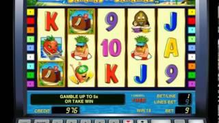 Игровой автомат Bananas go Bahamas(, 2013-07-08T07:32:39.000Z)