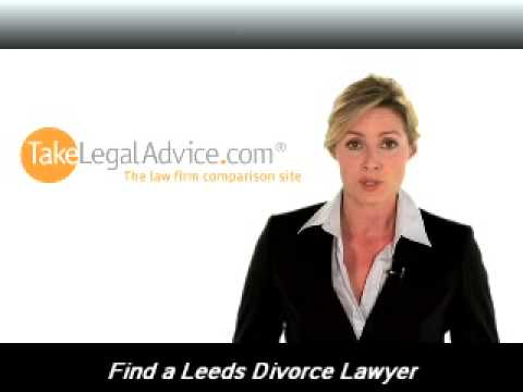 Divorce Lawyer Leeds UK - Compare Law Firms and get free ad