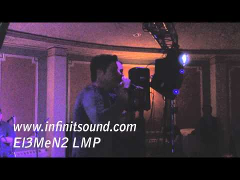 Frankie Negron-Comerte A Besos Live InfinitSound El3MeN2 LMP