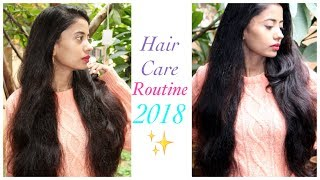 My Haircare Routine for Severe Hairloss and Dandruff