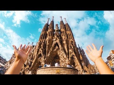 Travel Barcelona || GoPro hero 7 black