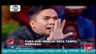 Kiss Pagi 8 Mei 2015 Saipul Jamil Kontroversi Tidak Mengomentari Reza Bandung D Academy 2
