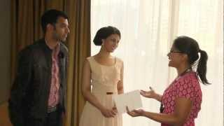 Midnight's Children Interview with Anita Majumdar and Zaib Shaikh - TIFF 2012