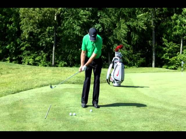 Golf Lessons - Chipping - Consistent, Solid Contact