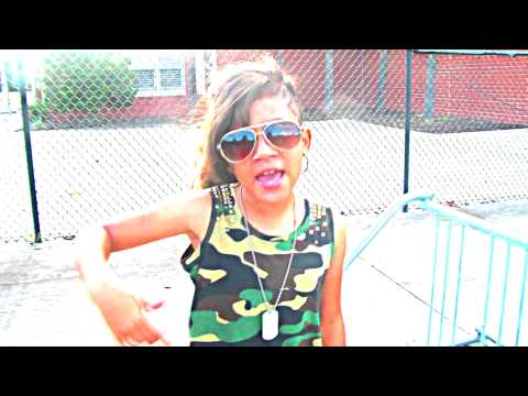 "BABY KAELY ""COPY CAT"" AMAZING 8 YEAR OLD RAPPER!"