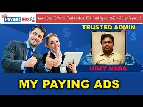 My Paying Ads Review