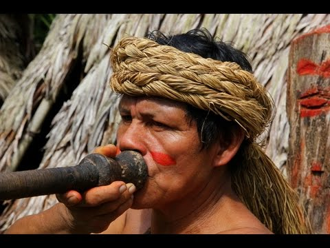 PERU - AMAZON RAINFOREST (PART 5) - PERUVIAN TRIBE