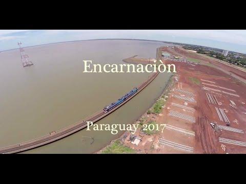 Ciudad de Encarnación - Paraguay 2017