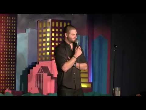 Alex Fortin Stand-up