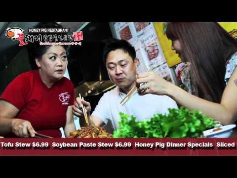 Honey Pig Commercial I