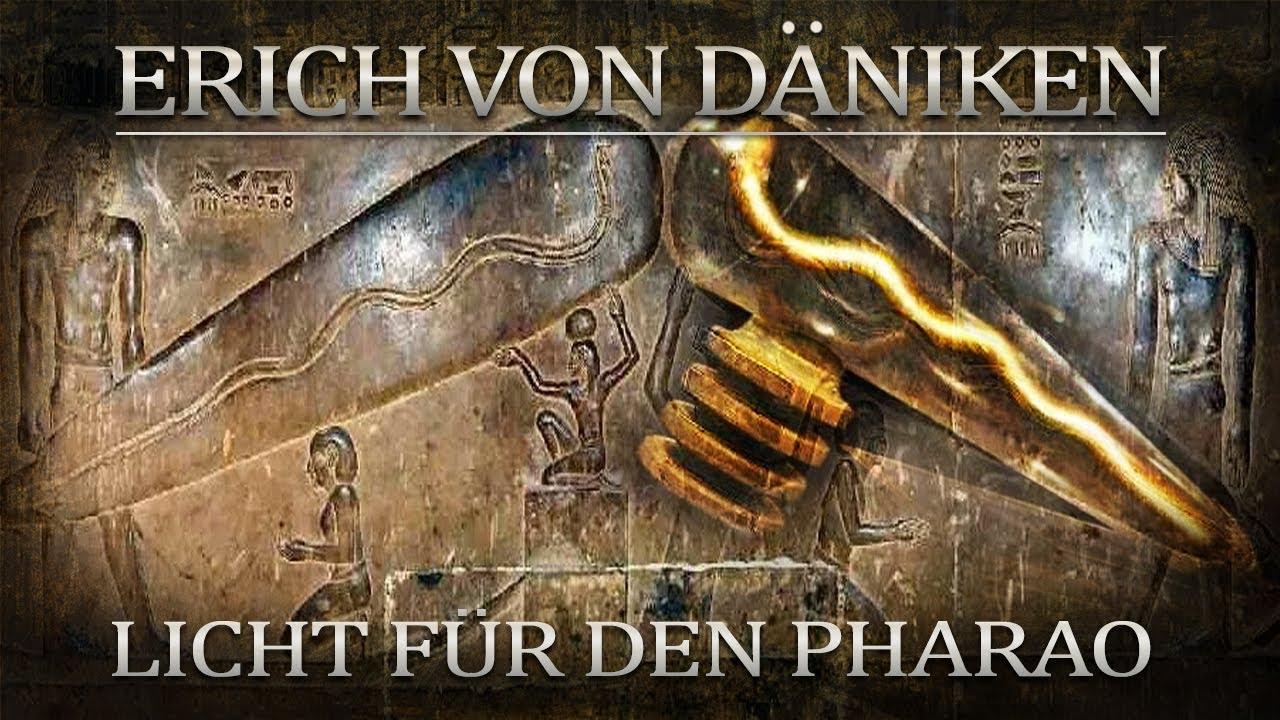 Erich von Däniken Licht für den Pharao